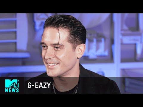Xxx Mp4 G Eazy Talks Him I Being Obsessed W Halsey MTV News 3gp Sex