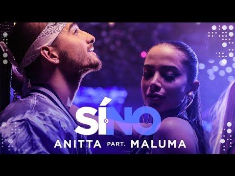 Xxx Mp4 Anitta Si O No Feat Maluma Video Oficial 3gp Sex