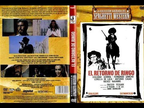 1965 El Regreso de Ringo Película Completa en Español Latino