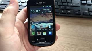 Samsung Galaxy Mini - Stary Android - Mój Stary Telefon #2