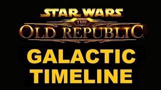 Star Wars: The Old Republic - Galactic Timeline - Records 1 -12