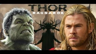 THOR 3: RAGNAROK TRAILER (2017) Chris Hemsworth Action Movie HD