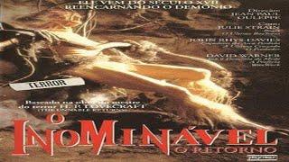 O Inominável O Retorno 1992 (Dublado) - Cine Trash - 2