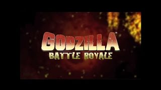 GODZILLA BATTLE ROYALE!!! (NEW 2014 FULL GODZILLA FAN FILM)