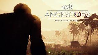 ANCESTORS: The Humankind Odyssey - Teaser Tralier