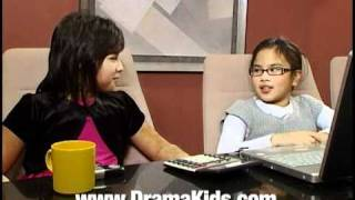 Drama Kids TV Commercial