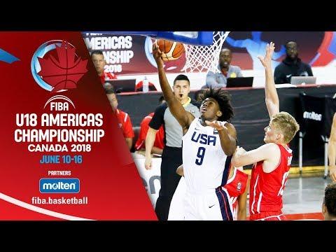 Xxx Mp4 USA V Panama Group Phase Re Live ENG FIBA U18 Americas Championship 2018 3gp Sex
