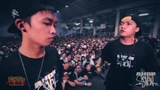 FlipTop - J-King vs Jonas