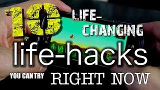 10 LIFE HACKS FOR HOSTEL
