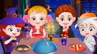 Baby Hazel Halloween Party - Baby Halloween Game for Kids & Babies - Dora the Explorer