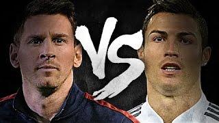 Lionel Messi vs Cristiano Ronaldo ● Ultimate Skills 2014-2015 ● HD