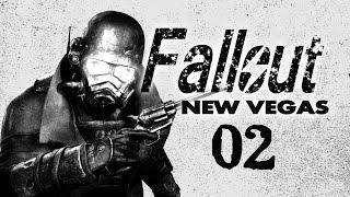 Fallout New Vegas Play 02 - Powder Gangers
