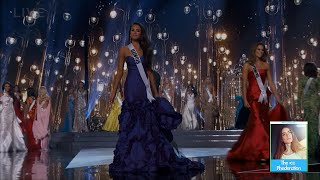 2016 Miss USA Evening Gown Competition   LIVE 6-5-16