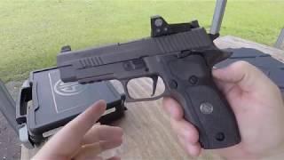 SIG Sauer P226 Legion RX