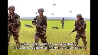 History of Gorkha Army