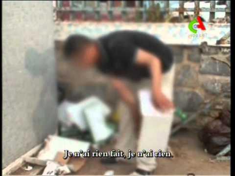algerie au coeur de la drogue 2 éme ptie 2011