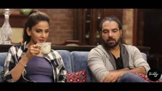 Interview: Saba Qamar & Yasir Hussain
