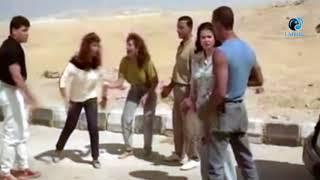 معركه عنيفه جدا فى الصحراء وتالق من سعيد  صالح  فى الكاراتيه
