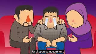[Kartun Islami] Curahkan Hatimu Kepada Allah - Nouman Ali Khan