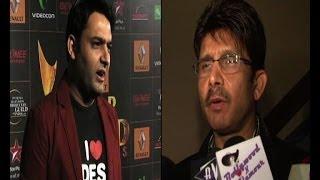 Kamaal Khan on Kapil Sharma controversy