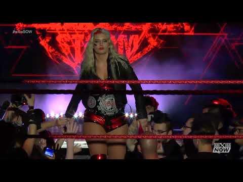 Xxx Mp4 Toni Storm Entrance Bei WXw Superstars Of Wrestling 2018 3gp Sex