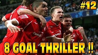 FIFA 15 - EPIC 8 GOAL THRILLER!! Road to Glory Career Mode #12