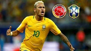 Colombianen vrezen Neymar in WK-kwalificatieclash