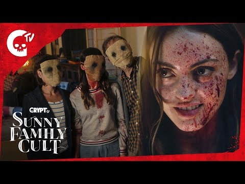 """SUNNY FAMILY CULT """"7 Minutes in Heaven"""" Crypt TV Monster Universe Short Film"""