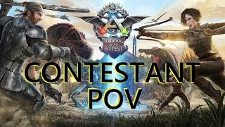 ARK: SOTF Tournament - EVERY Death from Player POV - Don