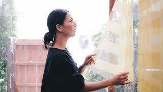 Artisan of traditional dyeing/Interview - IS JAPAN COOL? CRAFTSMANSHIP(染織家)