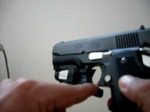 Pistola Imbel com mira laser VENDO A MIRA LASER