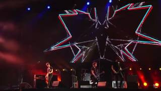 Last Train - Dropped by the doves - LIVE HD At Monsoon Music Festival 2016