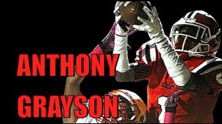 Anthony Grayson - Redlands East Valley (CA) Class of 2014 - Senior Year Highlights