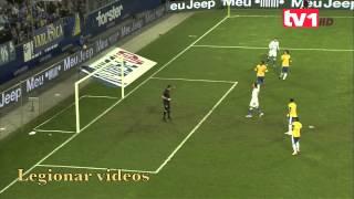 FRIENDLY: Bosnia-Herzegovina 1-2 Brazil (BiH - Brazil)  - Full Highlights 28-2-2012 HD