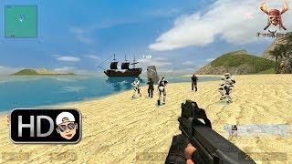 Counter-Strike Source : Zombie Escape - Pirates Of The Caribbean Escape (POTC)