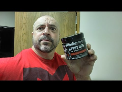 Hyphy Mud Pre-Workout by Kali Muscle - Live Taste Test