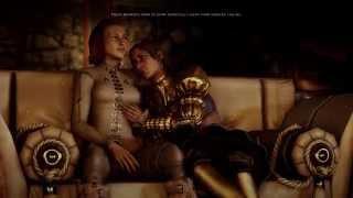 Dragon Age: Inquisition Josephine\Femquisitor romance scene