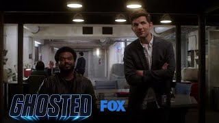 Max & Leroy Learn About The Ghost Studz | Season 1 Ep. 7 | GHOSTED