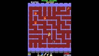Tower Of Druaga, 1984 Namco