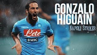 Gonzalo Higuain ● Goal Show ● All Goals 2015/16 HD