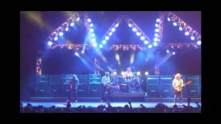 STATUS QUO CAROLINE LIVE DUBLIN 12th April 2014 ( last ever performance)