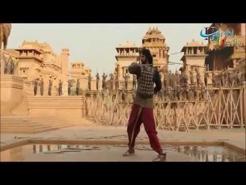 Mamathala Thalli  Song From Bahubali || Prabhas || Anushka ||