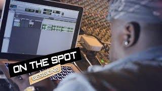 Chris Brown Producer Makes A Beat ON THE SPOT - SlikkMuzik Ft Imaj