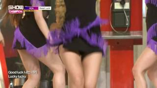 [Comeback Stage] 160518 AOA (에이오에이) - Good Luck (굿럭) @ Show Champion [1080p]