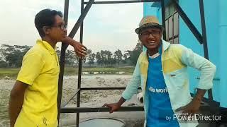 Digital Batpar | ডিজিটাল বাটপার | Part-02 | New Comedy Natok 2018