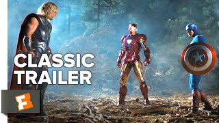 The Avengers (2012) Trailer #2 | Movieclips Classic Trailers
