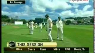 Pakistan vs New Zealand 2nd Test Day 1 Highlights 2011