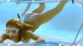 JESSICA ALBA uncensored w/ Carrie Keagan on Into The Blue ft. Ashley Scott & Paul Walker
