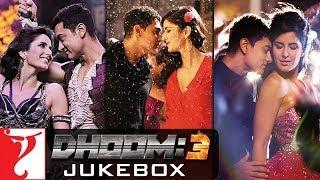 DHOOM:3 - Full Song Audio Jukebox