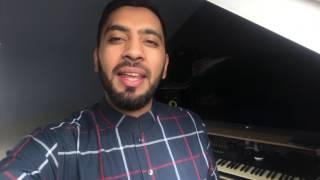 Har zamana mere hussain AS ka hai beautiful qaseeda | Brother Abdullah